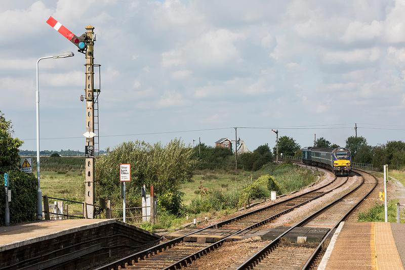 Between Station and Bridge