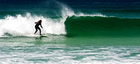 Surfing St. Ives